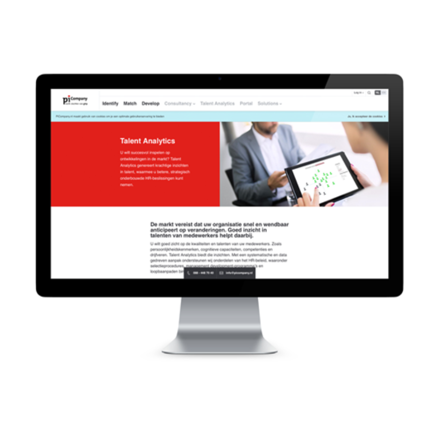 Nieuwe site: SEO Copywriting