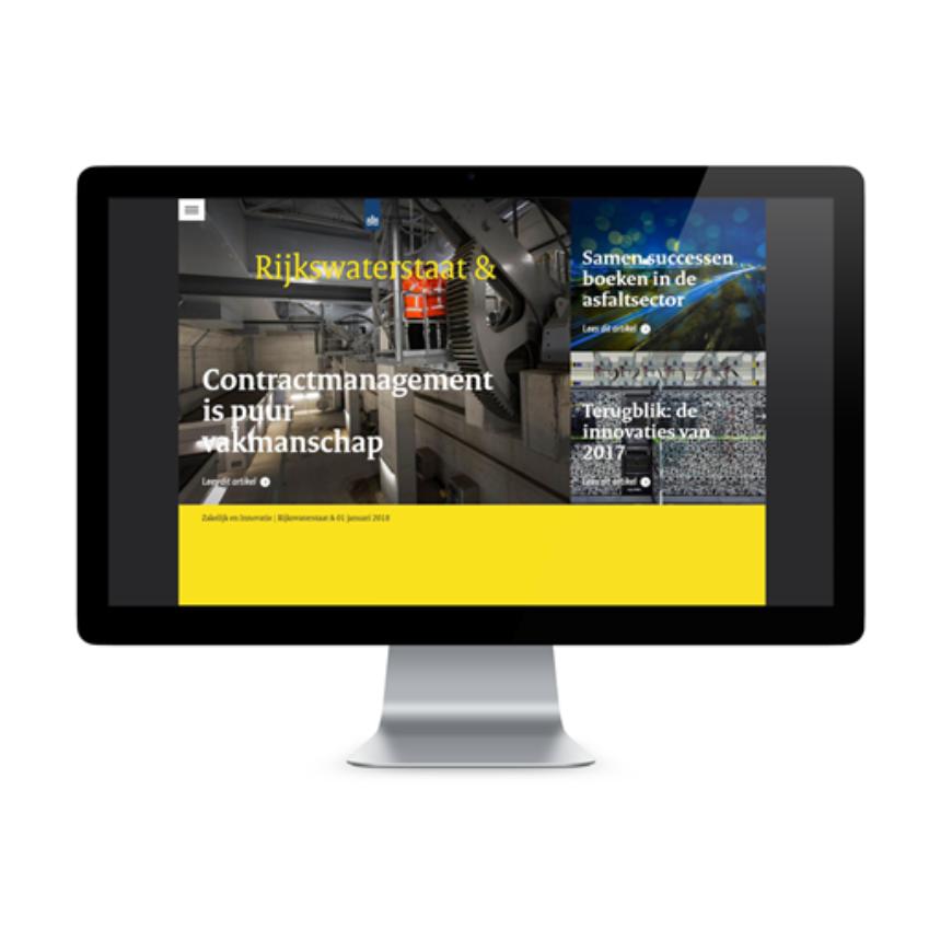 Rijkswaterstaat &: B2B-communicatie