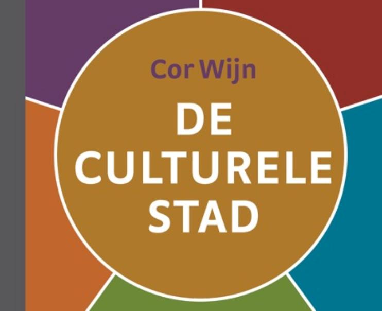 De culturele stad: boekuitgave