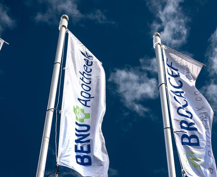Nieuw: corporate site Brocacef.nl