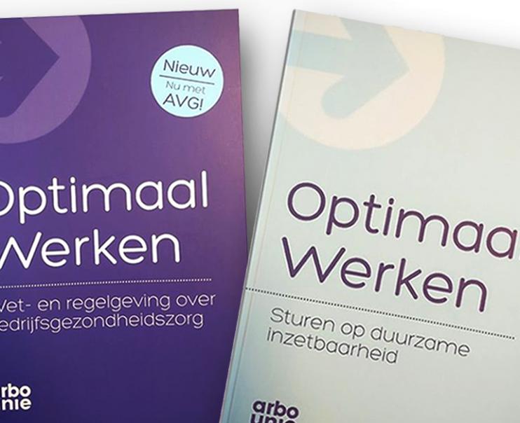 Tweede editie Optimaal Werken Pocket