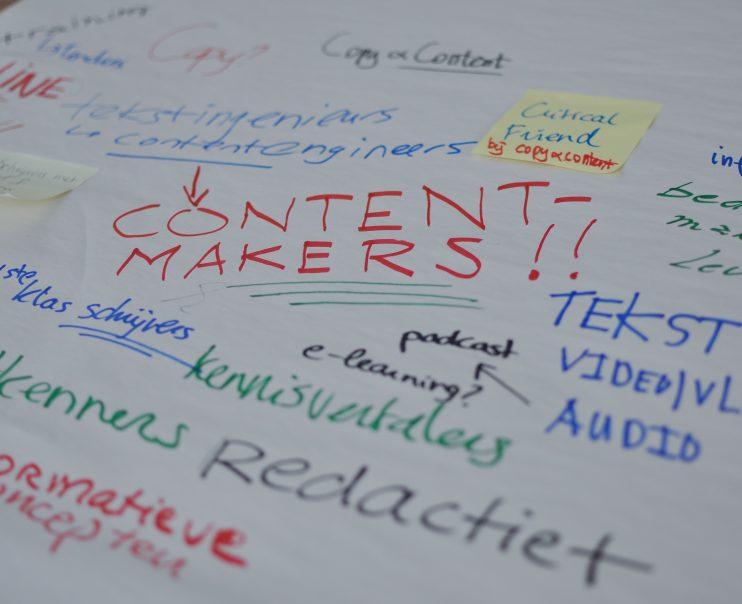 Ben jij een contentmaker met een goed verhaal?