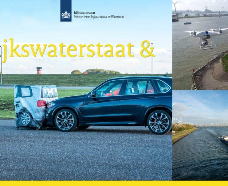 Rijkswaterstaat & – digitaal magazine in je schoen