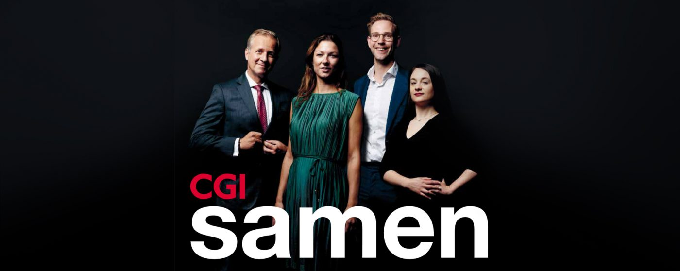 CGI Samen – member magazine